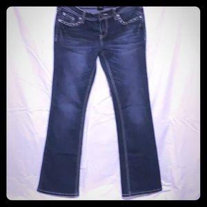 Earl blue jeans